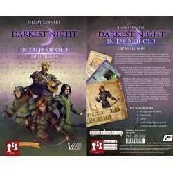 Darkest Night: In Tales of Old