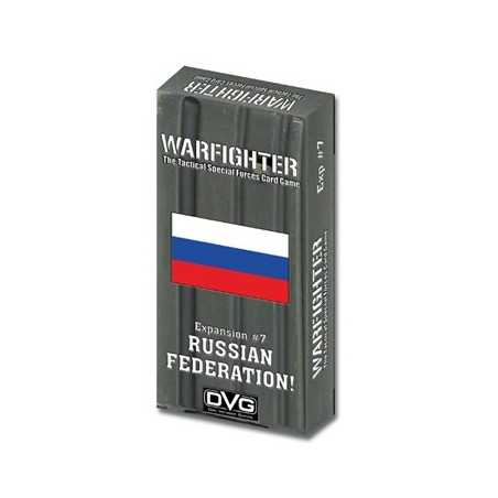 Warfighter Expansion 7 Russian Federation