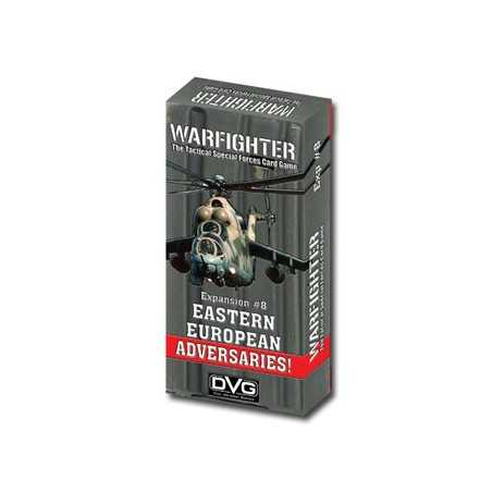 Warfighter Expansion 8 Eastern European Adversaries