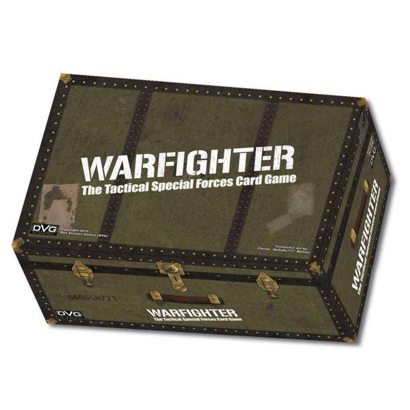 Warfighter Expansion 8 Eastern European Adversaries