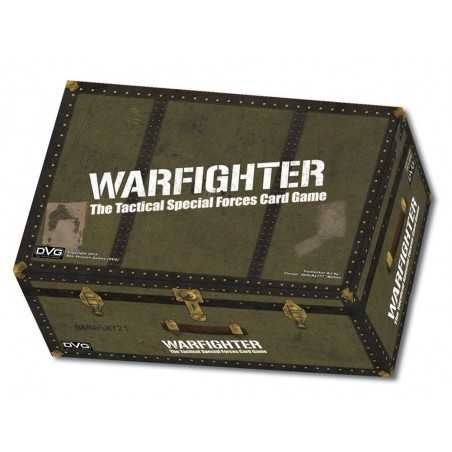 Warfighter Footlocker Storage Case