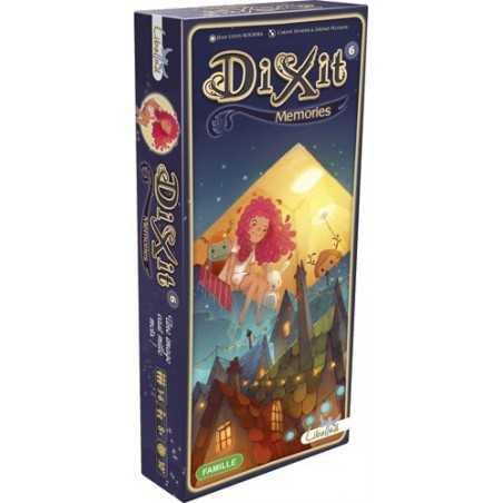 Dixit 6 Memories