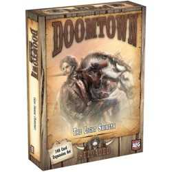 The Light Shineth: Doomtown expansion