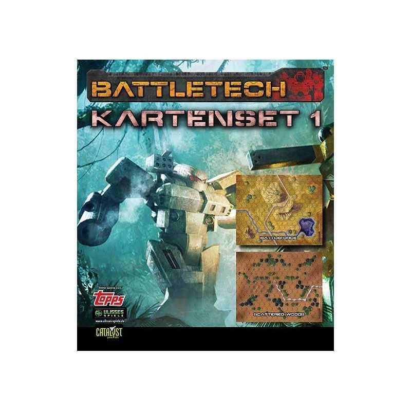 Classic Battletech Introductory Box Set