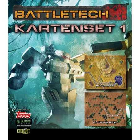 Battletech Maps 1