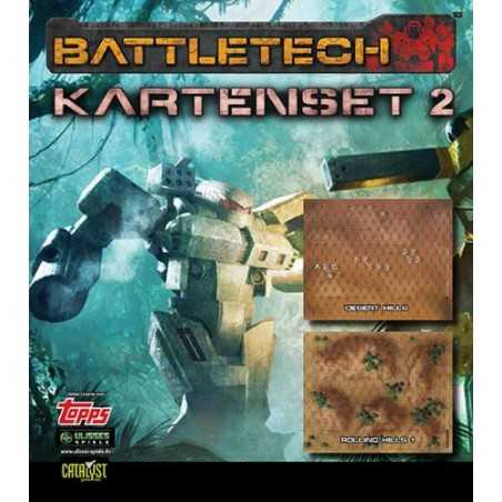 Battletech Maps 2