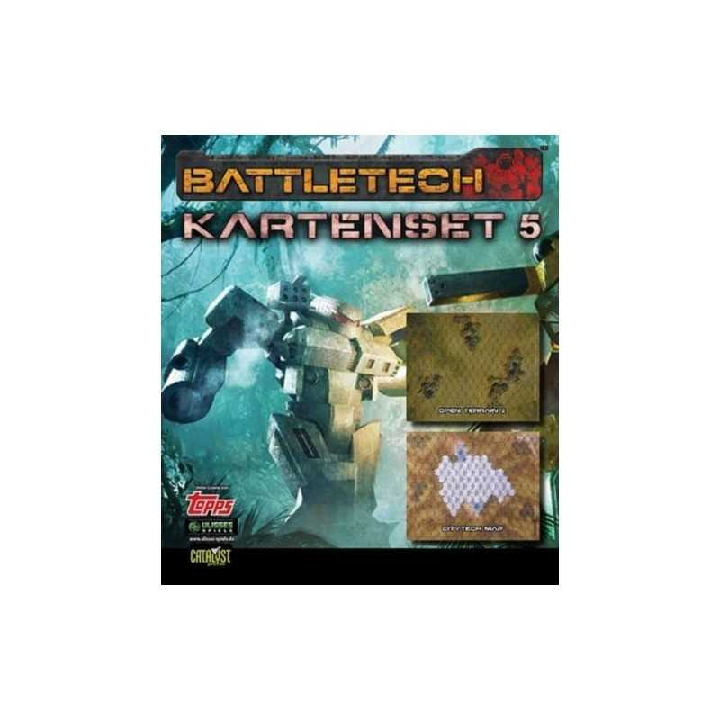 Battletech Maps 5