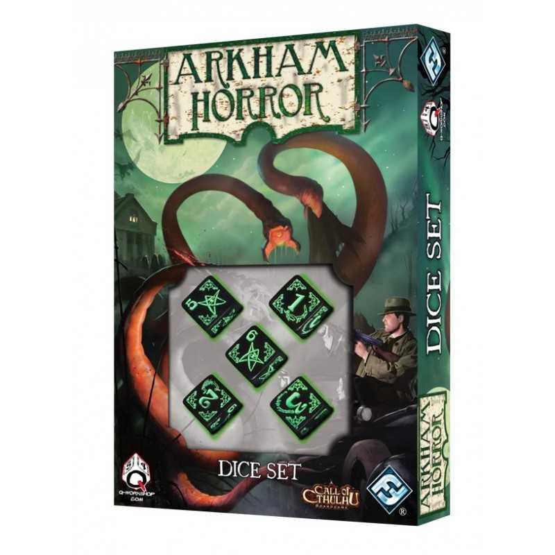 Set de dados de Arkham Horror