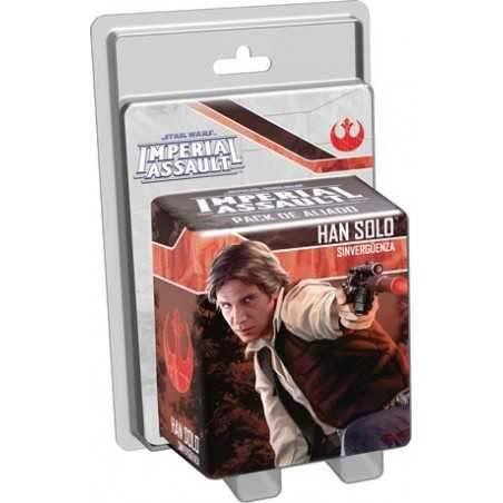 Han Solo Star Wars Imperial Assault