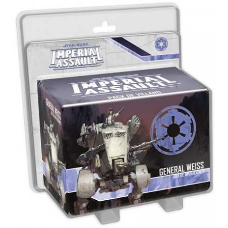 General Weiss STAR WARS Imperial Assault