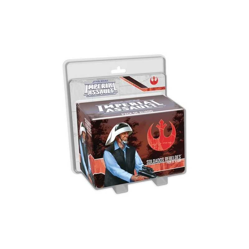 Soldados rebeldes STAR WARS Imperial Assault