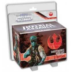 Saboteadores rebeldes STAR WARS Imperial Assault