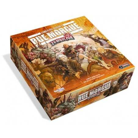 Zombicide Season 3 Rue Morgue (English)