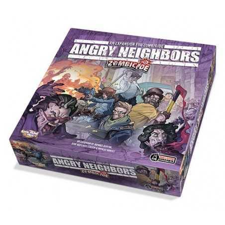 Zombicide Angry Neighbors (English)