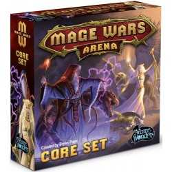Mage Wars Arena ENGLISH Core Set