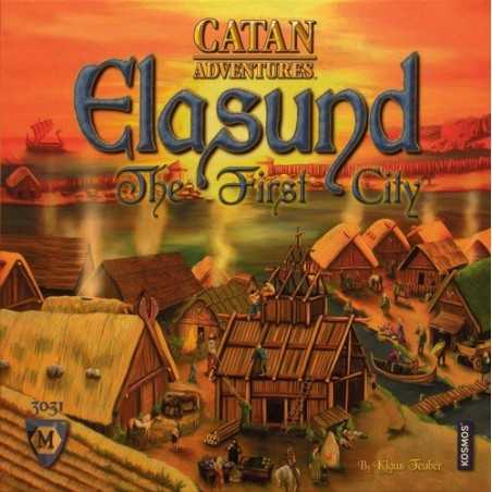 Elasund First City of Catan