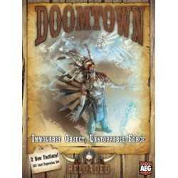 Immovable Object, Unstoppable Force Doomtown exp