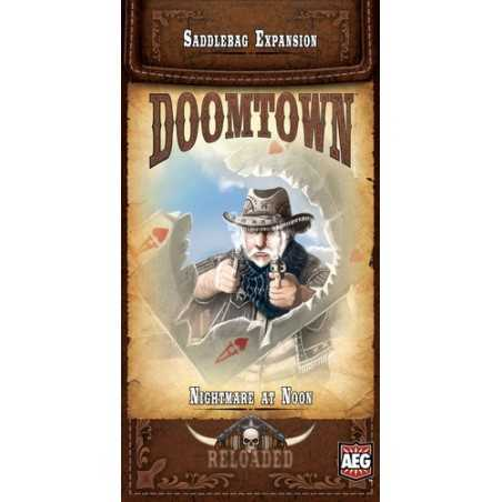 Saddlebag 6: Nightmare at Noon: Doomtown exp
