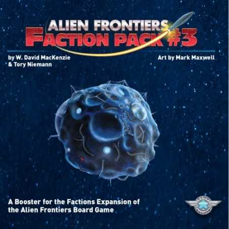 Alien Frontiers Faction Pack 3