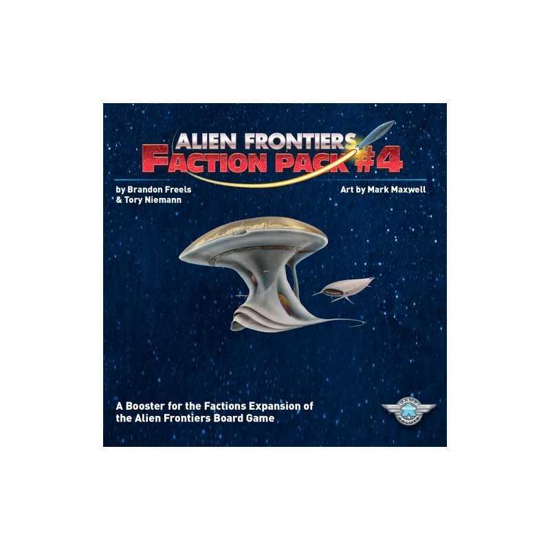 Alien Frontiers Faction Pack 4