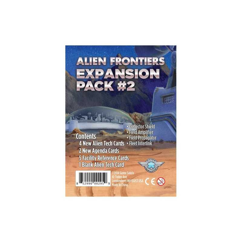 Alien Frontiers Expansion Pack 2