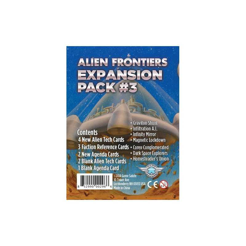 Alien Frontiers: Expansion Pack 3