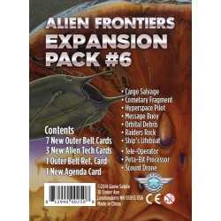 Alien Frontiers: Expansion Pack 6