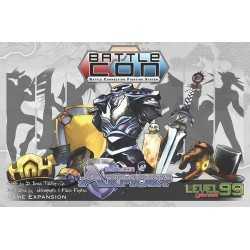 BattleCON: Armory