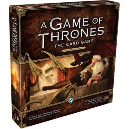 A Game of Thrones: The Card Game Second edition (English)