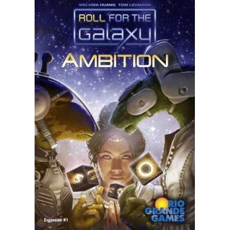 Roll for the Galaxy: Ambition