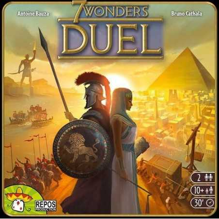 7 Wonders Duel (English) + promo