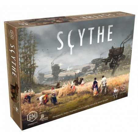 Scythe ENGLISH Edition
