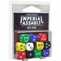 Star Wars: Imperial Assault set de dados