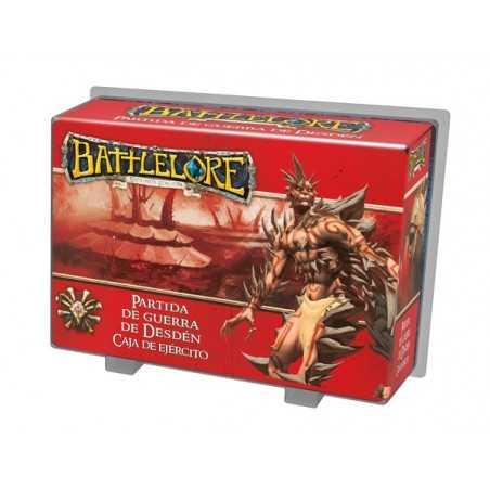 Battlelore Partida de guerra de Desdén