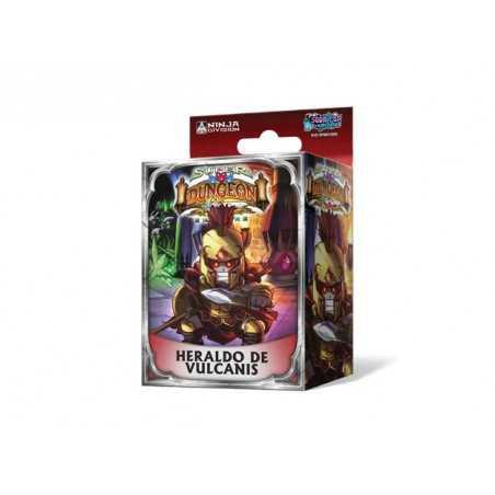 Heraldo de Vulcanis Super Dungeon Explore