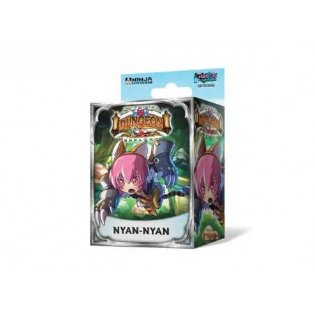 Nyan-Nyan Super Dungeon Explore