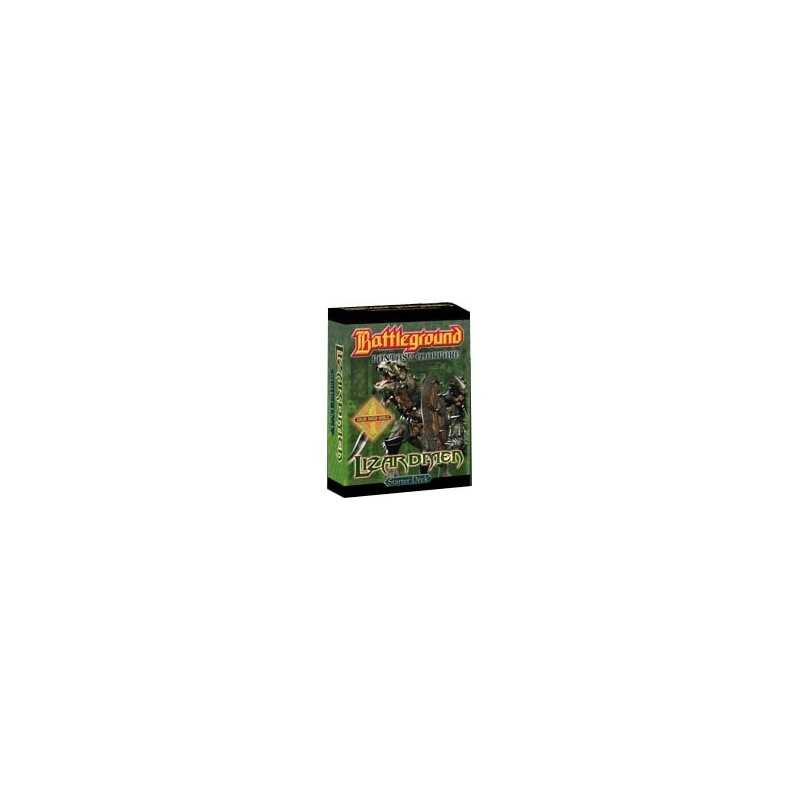 Battleground: Fantasy Warfare - Lizardmen Starter