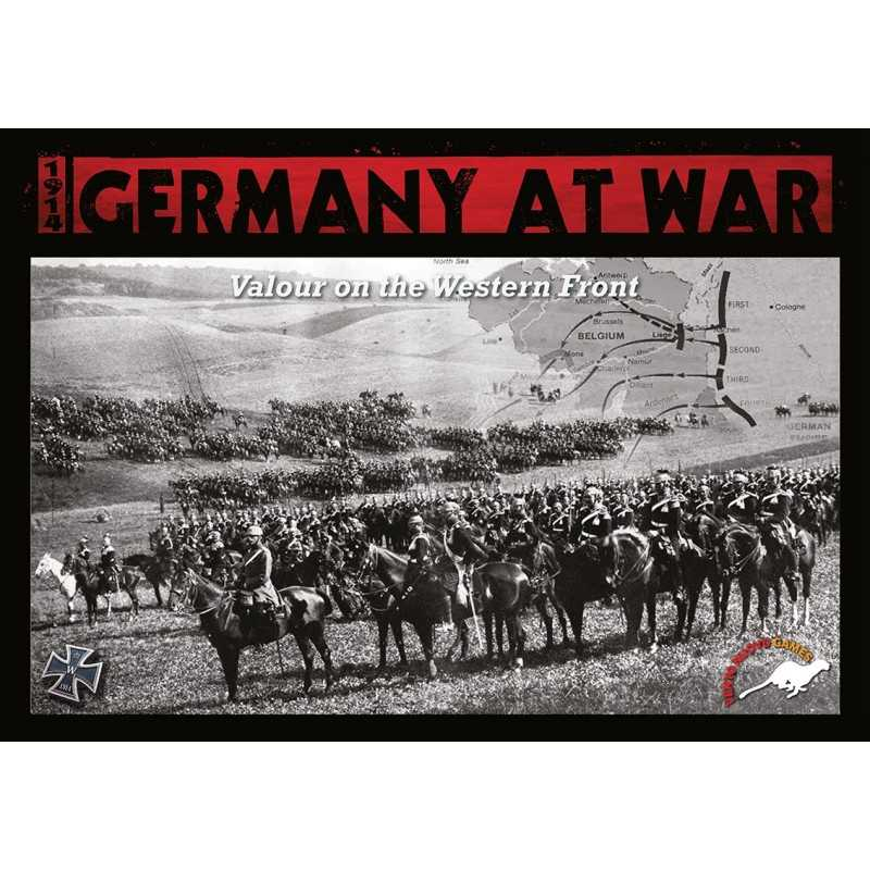 1914: Germany at War