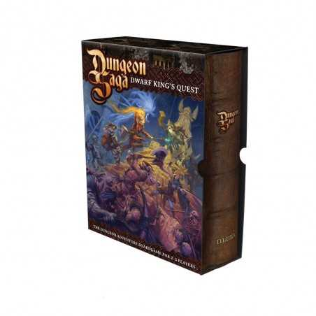 Dungeon Saga: The Dwarf King's Quest + PROMO