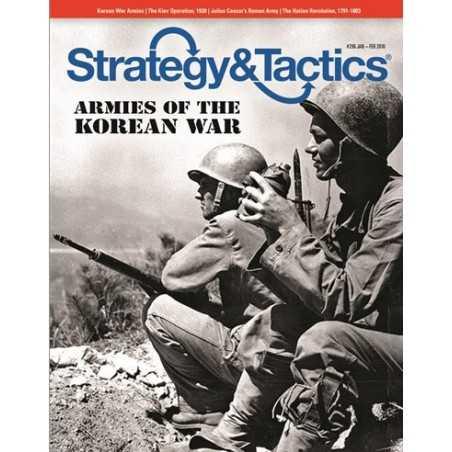 Strategy & Tactics 296 Korean War