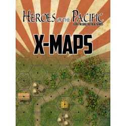 X-Maps for Lock 'n Load: Heroes of the Pacific