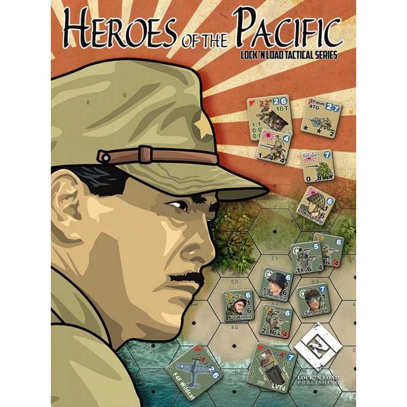 Lock 'n Load: Heroes of the Pacific