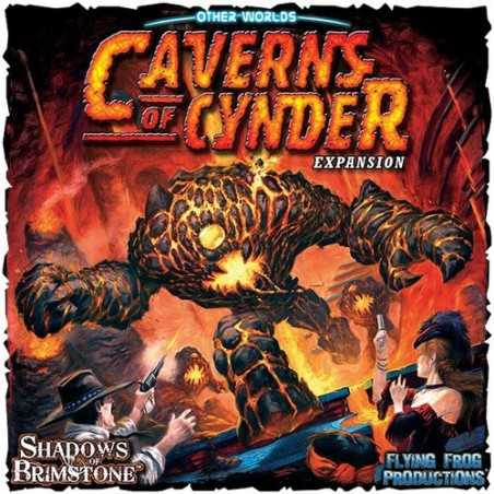 Cavern of Cynder Shadows of Brimstone expansion