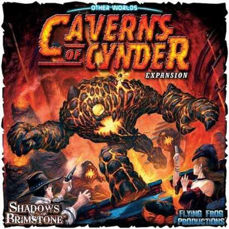 Cavern of Cynder Shadows of Brimstone expansion