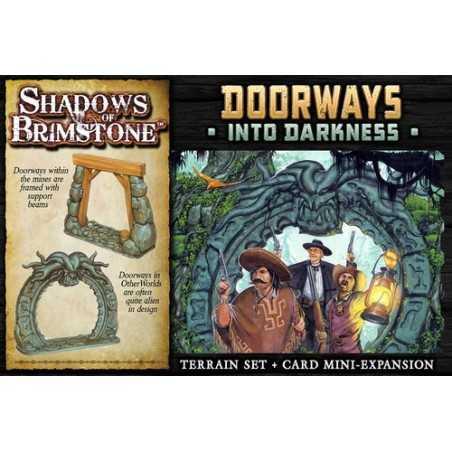 Doorways into Darkness Shadows of Brimstone expansion