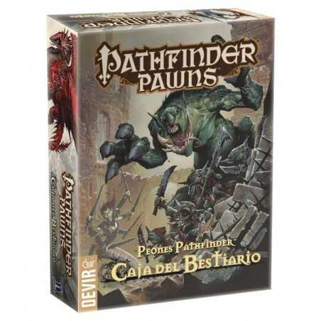 Pathfinder Peones Caja del Bestiario