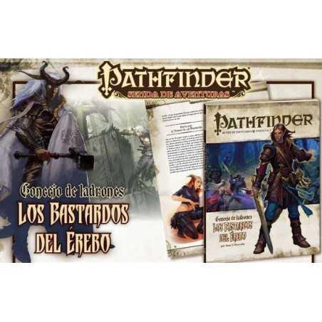 Pathfinder Concejo de ladrones 1: Los bastardos del érebo