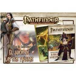 Pathfinder Consejo de ladrones 2: el juicio de las seis pruebas