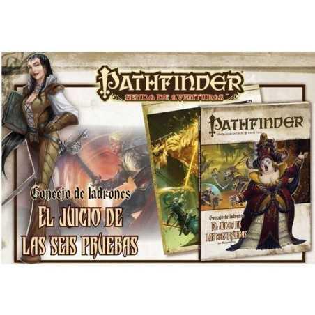 Pathfinder Concejo de ladrones 2: el juicio de las seis pruebas