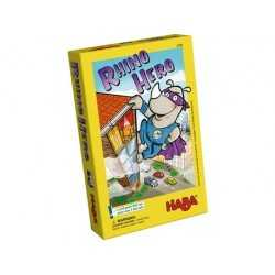 Super Rino Rhino Hero